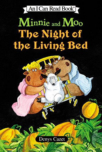 9780060005030: Minnie and Moo: The Night of the Living Bed