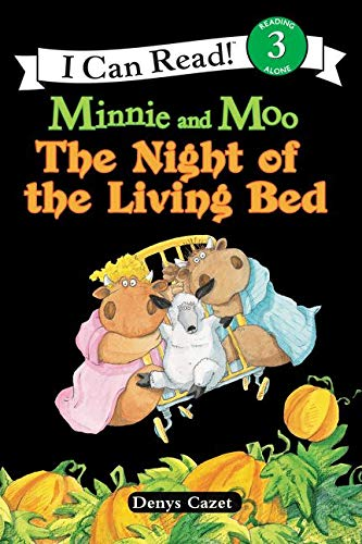 9780060005054: Minnie and Moo: The Night of the Living Bed (I Can Read Level 3)