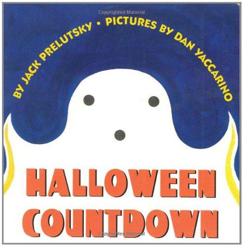 9780060005122: Halloween Countdown