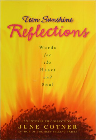 9780060005252: Teen Sunshine Reflections: Words for the Heart and Soul