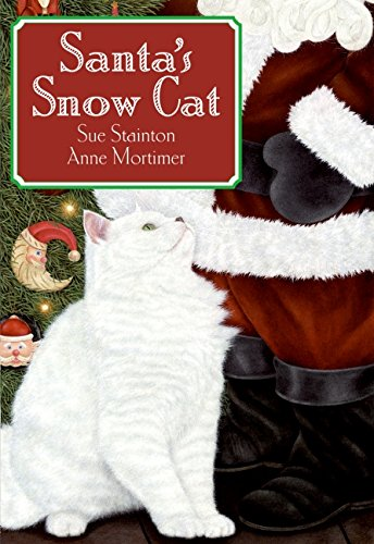 9780060005405: Santa's Snow Cat