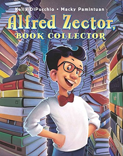 9780060005818: Alfred Zector, Book Collector