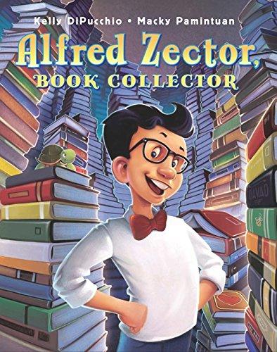 9780060005818: Alfred Zector, Book Collector