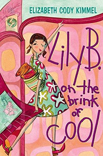 Lily B. on the Brink of Cool: Elizabeth Cody Kimmel