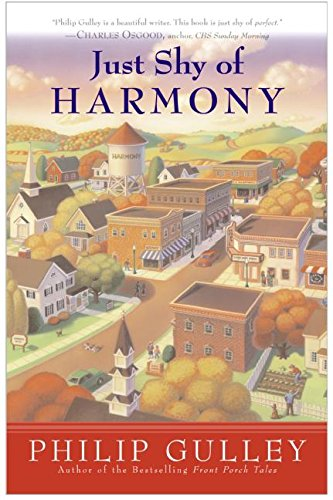 9780060006327: Just Shy of Harmony HB