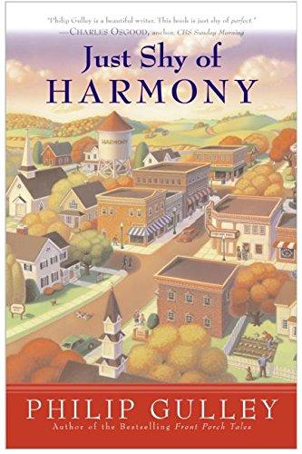 9780060006327: Just Shy of Harmony (A Harmony Novel)