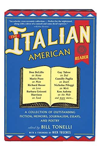 9780060006679: The Italian American Reader