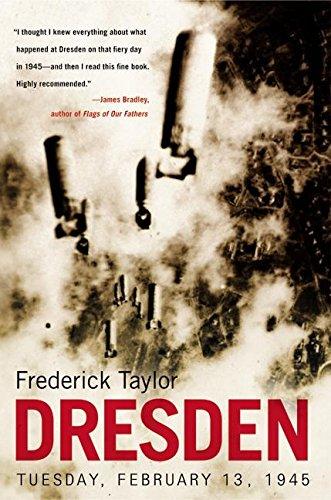 9780060006761: Dresden: Tuesday, February 13, 1945