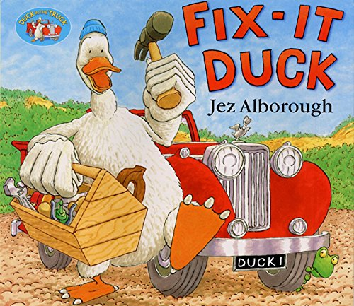 9780060006990: Fix-It Duck