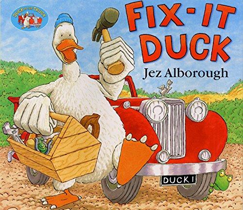 9780060006990: Fix-It Duck