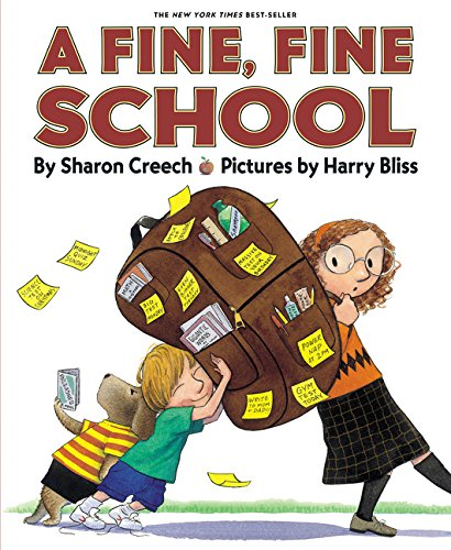 9780060007287: A Fine, Fine School