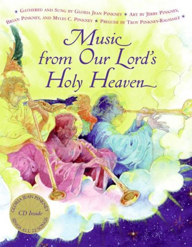 9780060007690: Music from Our Lord's Holy Heaven with CD (Audio)