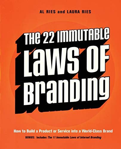 9780060007737: The 22 Immutable Laws of Branding: How to Build a Product or Service into a World-Class Brand