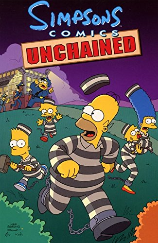 9780060007973: Simpsons Comics Unchained (Simpsons Comics Compilations)