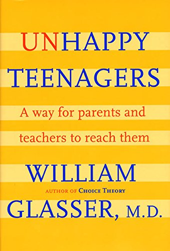 9780060007980: Unhappy Teenagers: A Way for Parents and Teachers to Reach Them