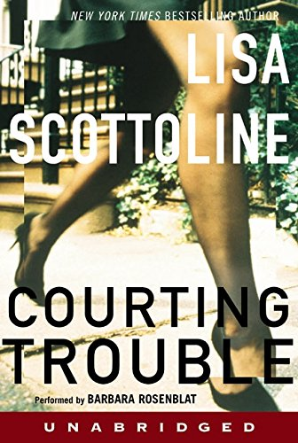 9780060008291: Courting Trouble
