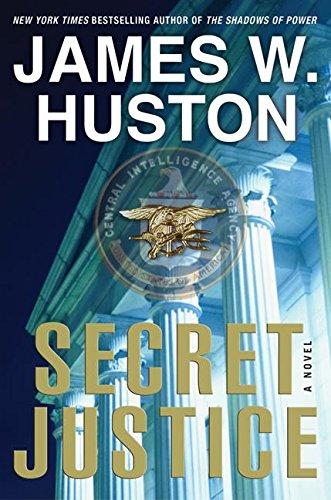 9780060008376: Secret Justice (Huston, James W)