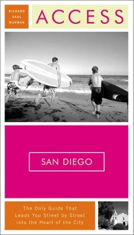 Access San Diego (Access Guides) (0060008482) by Wurman, Richard Saul