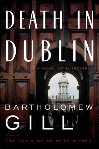 9780060008499: Death in Dublin: A Novel of Suspense (Peter McGarr Mysteries)