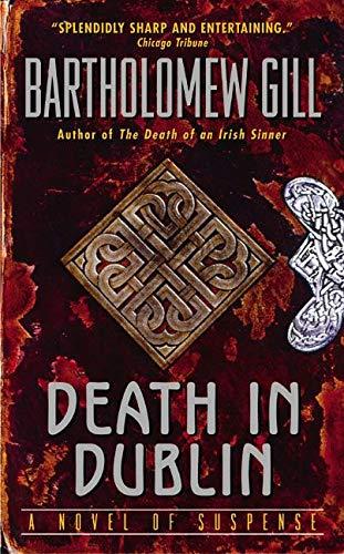 9780060008505: Death In Dublin (A Peter McGarr Mystery)