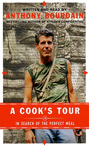 9780060009700: A Cook's Tour: In Search of the Perfect Meal
