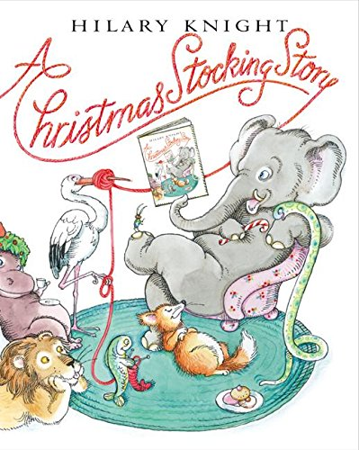9780060009854: A Christmas Stocking Story