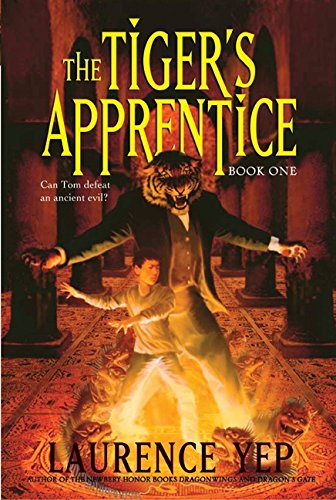 9780060010157: The Tiger's Apprentice