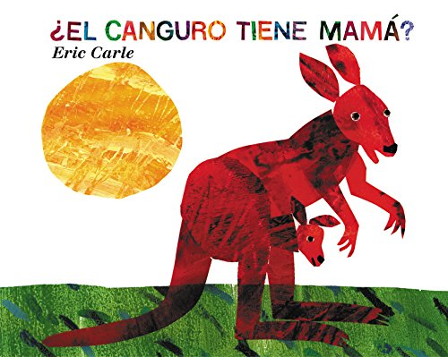 9780060011109: ¿El Canguro Tiene Mamá? (Does a Kangaroo Have a Mother Too?)