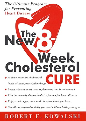 9780060011321: The New 8-Week Cholesterol Cure: The Ultimate Program for Preventing Heart Disease
