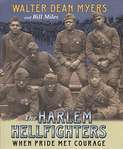 9780060011369: The Harlem Hellfighters: When Pride Met Courage
