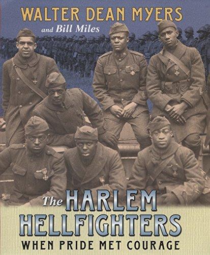9780060011369: The Harlem Hellfighters: When Pride Met Courage