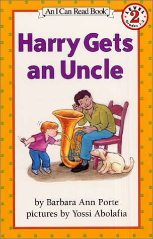 9780060011505: Harry Gets an Uncle (I Can Read)