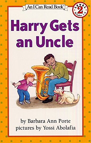 9780060011529: Harry Gets an Uncle (I Can Read Level 2)