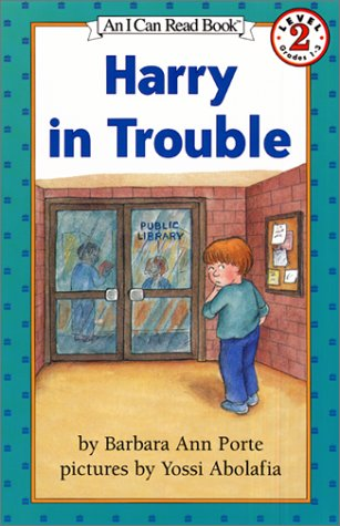9780060011536: Harry in Trouble (I Can Read Book)