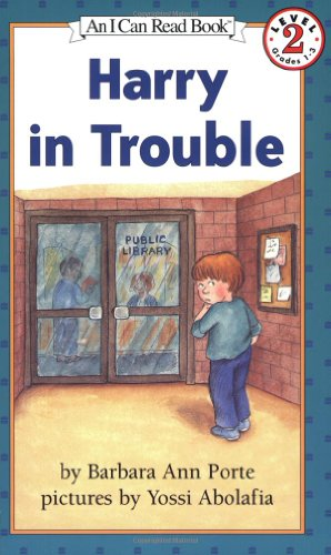 9780060011550: Harry in Trouble (I Can Read Level 2)