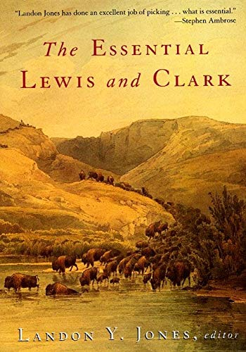 9780060011598: The Essential Lewis and Clarke (Lewis & Clark Expedition)