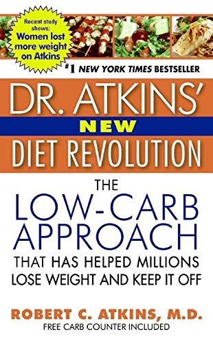9780060012038: Dr Atkins' New Diet Revolution