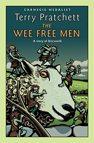 9780060012366: The Wee Free Men: A Story of Discworld