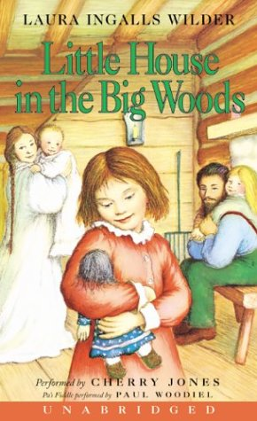 9780060012410: Little House In The Big Woods (Little House-the Laura Years)