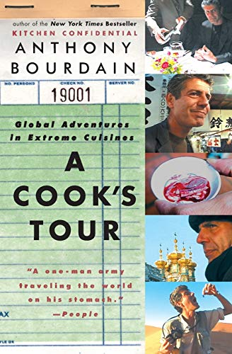 9780060012786: A Cook's Tour: Global Adventures in Extreme Cuisines