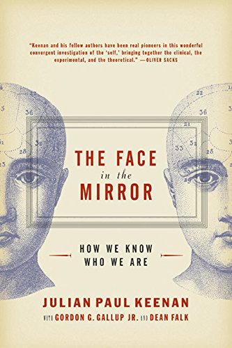 9780060012809: The Face in the Mirror: How We Know Who We Are