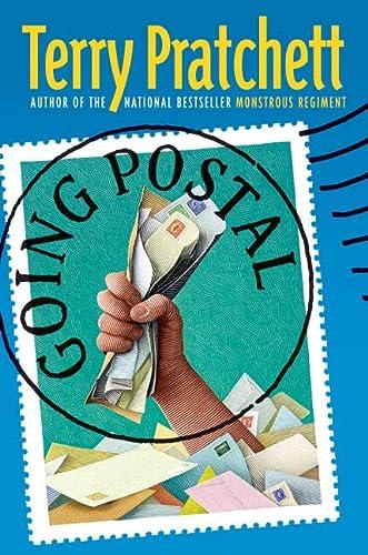 Going Postal: A Novel of Discworld - Terry Pratchett