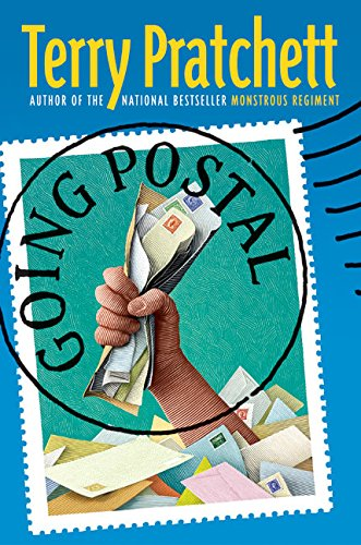 9780060013134: Going Postal (Pratchett, Terry)