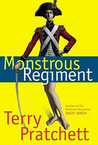 9780060013158: Monstrous Regiment (Pratchett, Terry)