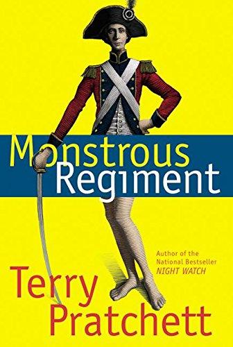 9780060013158: Monstrous Regiment
