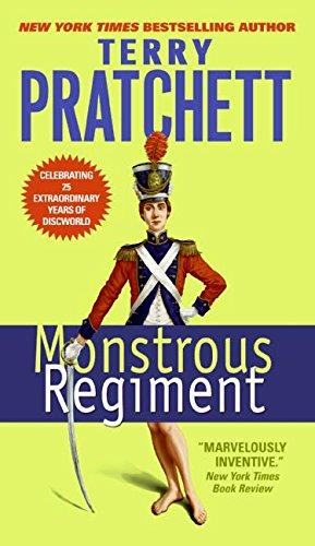 9780060013165: Monstrous Regiment (Discworld)