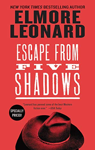 9780060013486: Escape from Five Shadows