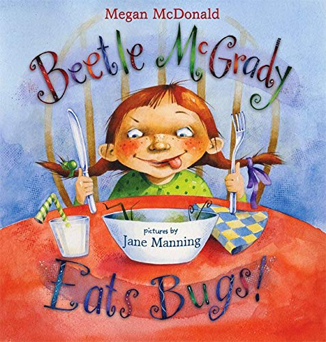 9780060013547: Beetle McGrady Eats Bugs!