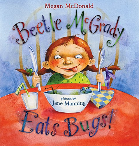 9780060013554: Beetle McGrady Eats Bugs!