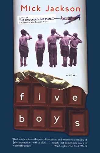 9780060013950: Five Boys: A Novel